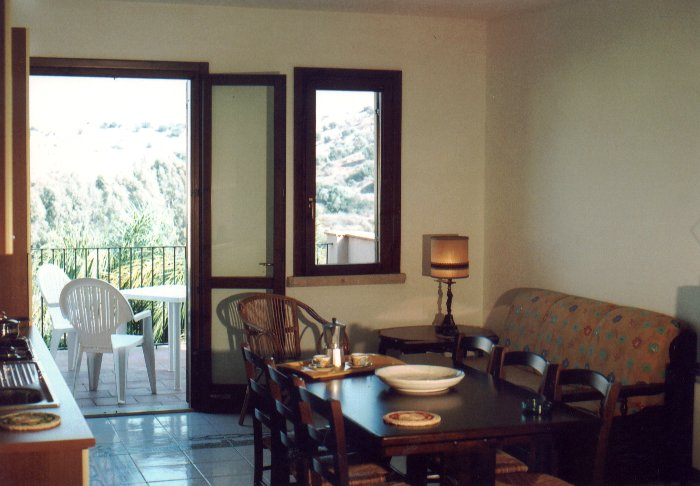 One of our old style furnished             living rooms